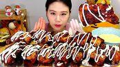 【卡妹】SUB鸡腿炸鸡蛋黄酱酱料吃播 Eating Sound(2019年12月30日21时30分)