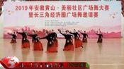 黄山市梅子健身舞团[书简舞]萤夜小语原创.制作