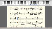《出埃及记(Maksim演奏原版谱,钢琴谱》