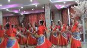 绥化市北林区老年健身协会年会联欢庆典二部2020年1月5日