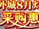 菜园坝城外城批发城8月灯饰采购惠
