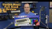 【8-Bit Guy】TheC64 Maxi——全尺寸C64复刻机 评测与拆解(Ep.261)