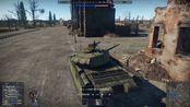 战争雷霆炮灰制作之T44 100 剁E100大雕