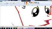 【MLP绘画】模板制作过程