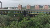 T82次 SS80047 南宁~上海南 诸暨红泰小区附近拍车