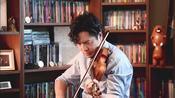 王微致小提琴演奏 【帕格尼尼No.7】