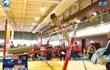 2019湖北省少儿体操冠军赛,在黄石开赛,选拔体操后备人才