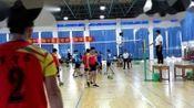 2019年南宁市运动会气排球比赛(江南区VS邕宁区)