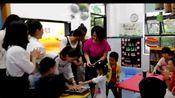 【幼儿园】老师们工会活动的片段 水果拼盘大赛 团队拓展 烘焙曲奇