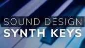 (中文字幕)音色设计 如何制作Synth Keys/Lofi Piano音色
