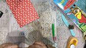 【junk journal】part2童书改造TN款#一起来做手工吧##miya手作##junk journal##童书改造#