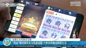 """全国人大代表王立峰:""""两会""""继续关注网游话题 力争推动网游立法"""