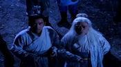 楚汉骄雄:范增和张良一同夜观天象,范增告诉项羽会一统天下,可是没有发现发现天有异象,原来刘邦才是真主!
