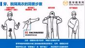 临床执业实践技能59.基本操作-穿、脱隔离衣一