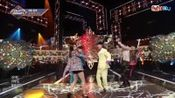 我在180412 Super Junior_M! Countdown现场版《Lo Siento》(Feat_KARD).截了一段小视频