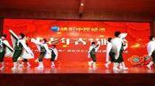 京剧【打虎上山】智取威虎山选段平顶山夕阳红操舞队