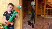 内尔夫巴苏卡诉外星人入侵者