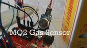 Arduino制作的简易烟雾传感器【教程及代码评论区自取】