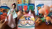 儿童玩具:柯基泡泡龙,你有好朋友吗?说出她他的名字吧