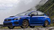 【自制字幕】斯巴鲁纪录片Subaru WRX STI Type RA NBR在罗马尼亚山路上创2018最速记录Time Attack