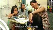 香港人的生活!一家人挤在小房间里!只要能解决温饱就很知足!