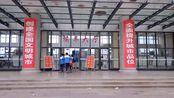 山东枣庄最小的汽车站,但麻雀虽小五脏俱全,依然有BRT连接这里