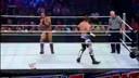 2013年6月5日WWE ME Justin Gabriel vs. Curt Hawkins