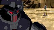 少年骇客:可怕的时钟王,竟把Omnitrix冻结在时间里