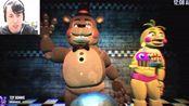 玩具熊全明星模拟器:2代邦尼木技能?玩具奇卡强到妙不可言!极栗解说