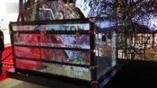 """【大开眼界!:还未上市中国首秀[憧憬]】品质生活展区,3个还在研发中暂未上市的LV包袋在中国首秀,LVMH集团高管亲临现场。其中名为""""Lig..."""