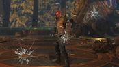 不义联盟2:死亡射手对阵红头罩,请问这是耍帅现场吗?