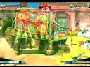 【街霸4AE】プーンコ(セス) VS huntaNX(まこと) www.sopopo.com 单机游戏