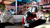 骑行西藏2017新藏线骑行 22 霍尔乡-马攸木拉检查站