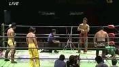 NOAH Great Voyage '08.9.27 In Osaka三局两胜赛. KENTA&石森太二VS. 丸藤正道&Ricky Marvin