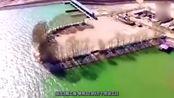 中国奇迹!24万人40年建亚洲最大沙漠水库 水量等于10个西湖