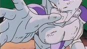 龙珠z:弗利萨杀了小林,悟空见自己最好的朋友死了~直接变成传说中的超级赛亚人!!!