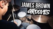 ★ME威律动★Jeff Randall - Top 10 Funkiest James Brown Grooves