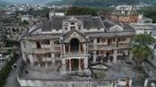 梅州 百侯古镇 大埔县 特色旅游点 航拍视频 by 大疆 精灵 4pro
