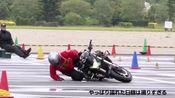 日本摩托车考驾驶证真难