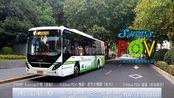 【魔都夜景】e乘巴士定制线路e乘巴士005人民广场(武胜路)→宝菊路菊联路第一人称视角前方展望
