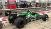 跑车测试日:保时捷935 k3,CLK DTM 2000,Brabham BT49C