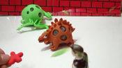 育儿亲子游戏玩具:快送一朵小红花,让贝儿放了王子吧