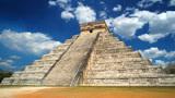 """3000年前的玛雅人雕像头顶,居然可有""""二维码"""",还能扫出来"""