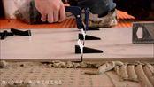 修长规格尺寸瓷砖铺贴?