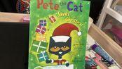 【茉莉学英文】《SAVES CHRISTMAS 皮特猫拯救圣诞节》《PETE THE CAT》(Eric Litwin)大家圣诞快乐【Ja