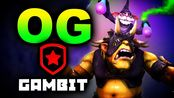 OG vs GAMBIT - ELIMINATION GAME! - ESL Los Angeles 2020 DOTA 2
