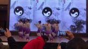 合肥市内家拳协会翠庭园社区锦林太极队在2019年圆满成功