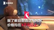 """日媒报道上海五星级""""深坑酒店"""" 日本网友:想住"""