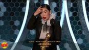 Awkwafina奥卡菲娜获得2020年77届金球奖音乐喜剧类影后
