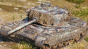 [Lacho WoT Replays] 坦克世界 Chimera - 6杀 0.74万伤害